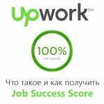 Upwork для новичка. Job Success Score. Как повысить JSS